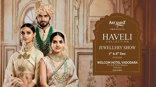 Art Karat Jewellery Show - Vadodara