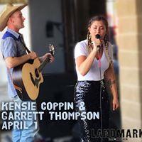 Kensie Coppin &amp Garrett Thompson