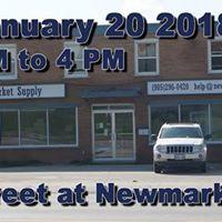 Meet &amp Greet at Newmarket Supply &amp LED Showroom