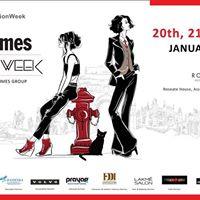Delhi Times Fashion Week