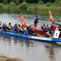 OSA team Dragonboat Race