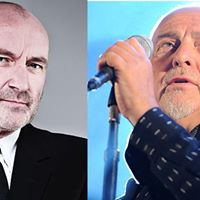 Phil Collins vs Peter Gabriel Jam