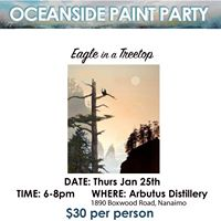 Paint Night with OceansidePaintParty