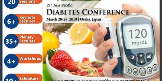 21st Asia Pacific Diabetes Conference (CSE)