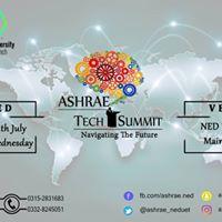 Ashrae Tech Summit