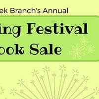 Spring Festival and Book Sale