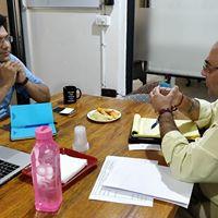 Mentor hours with Jitin Handa