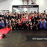 ICO Team England Midlands Squad Training 2017 - Session 3
