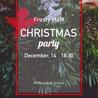 Frosty-MsM Christmas Party for Family &amp Friends