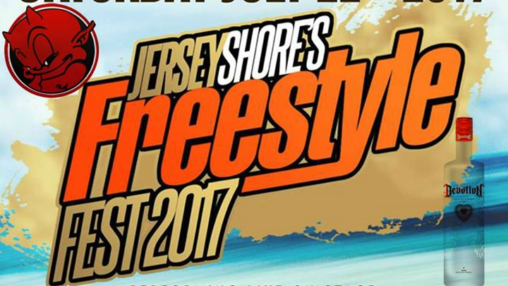 The Jersey Shore Freestyle Fest 2017