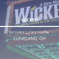 Wicked in Cleveland