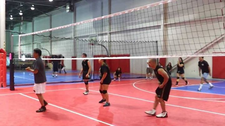 Thursday evening expat volleyball