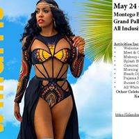 Island of Oasis - Jamaica wPorsha Williams