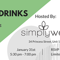 Startup Green Drinks - January Event