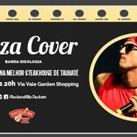 Cazuza Cover no Rock &amp Ribs Taubat