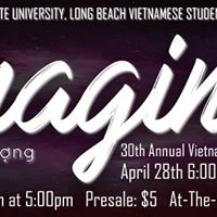 LBVSAs 30th Annual Vietnamese Culture Night Imagine