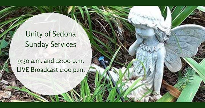 Unity of Sedonas Sunday Sacred Service