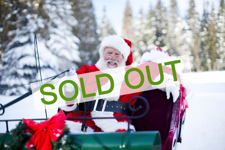 Tea with Father Christmas - SOLD OUT