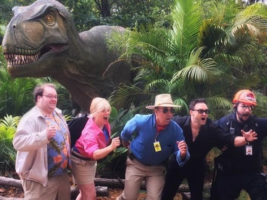 Jurassic park meet and greet at the pittsburgh zoo pittsburgh jurassic park meet and greet at the pittsburgh zoo m4hsunfo