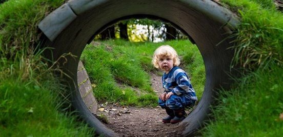 Nature Tots at The Wolseley Centre