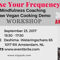 Increase Your Frequency Workshop