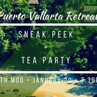 Puerto Vallarta Retreat  Sneak Peek and Tea Party
