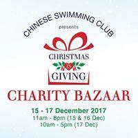 Christmas is Giving Charity Bazaar 2017