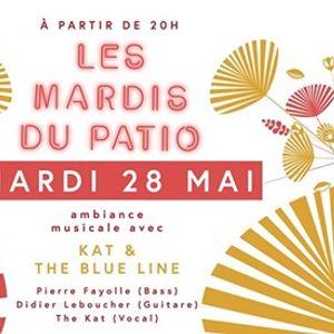 Les mardis du Patio - KAT & the BLUE LINE - 20h