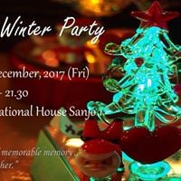 home Winter Party
