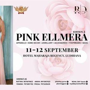 """&quotPINK ELLMERA"""" Fashion & Lifestyle Exhibition"""