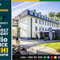 Study in Germany - Seminar with University Officials