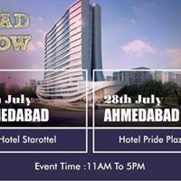 Destination India RoadShow Ahmedabad