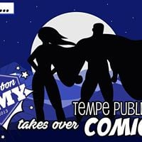 BRA Takes Over Tempe Public Library Comicon