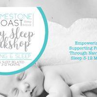 The Baby Sleep Workshop Settling &amp Sleep From 3-12 Months