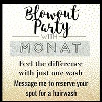 MONAT Launch Party