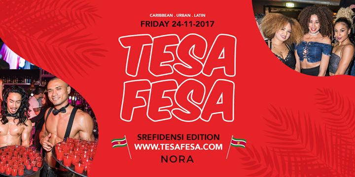 Tesa Fesa - Srefidensi Edition