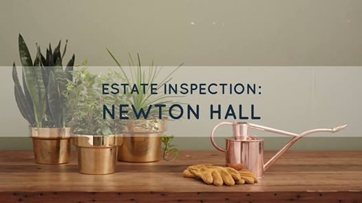 Estate inspection - Newton Hall