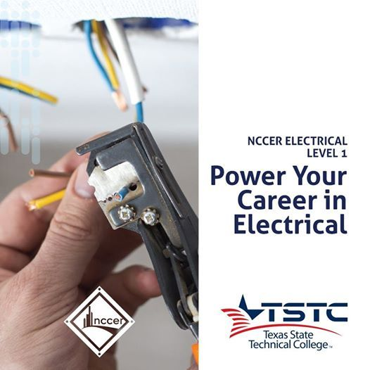 NCCER Electrical Level 1 Training at East Williamson County
