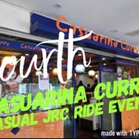 JustRideCycle Fourth Attempt 2 Casuarina Curry Event Ride