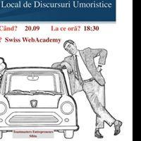 Concurs Local de Discursuri Umoristice T.E.S