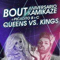 Aniversario Kamikaze Boutpicadito