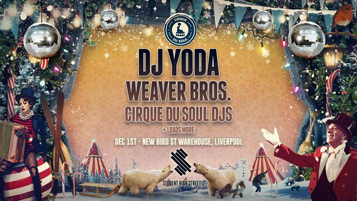 Cirque Du Soul  Liverpool  Winter Special
