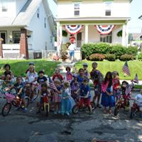 Neighborhood 4th of July Party