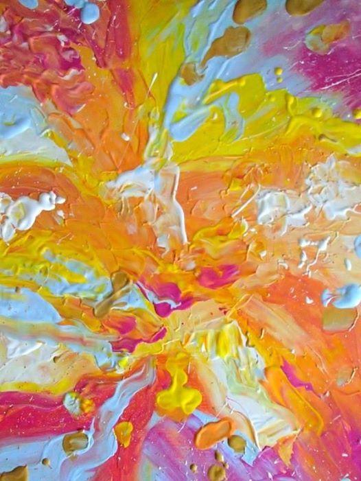 ArtNight Abstrakt Solero am 30042019 in Augsburg