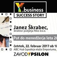 Y.business Success Story Janez krabec