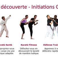 Stage dcouverte Karat Karat Sant Karat Fitness etc.