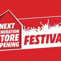 MediaMarkt Festival - Opening Next Generation Store