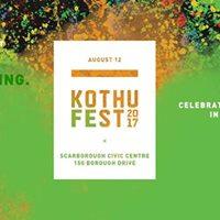 Kothu Fest 2017