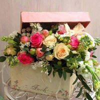 Floare de col - atelier de creaie floral