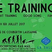 Djembe Training